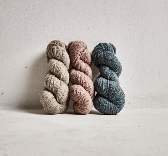 Wool Local by Erika Knight now in stock!