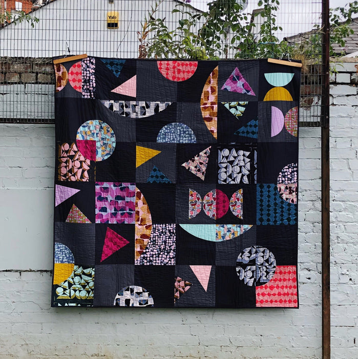 Conservatory Fabric quilts featuring English Summer, Savernake Road and Vestige (and how to get your hands on them)