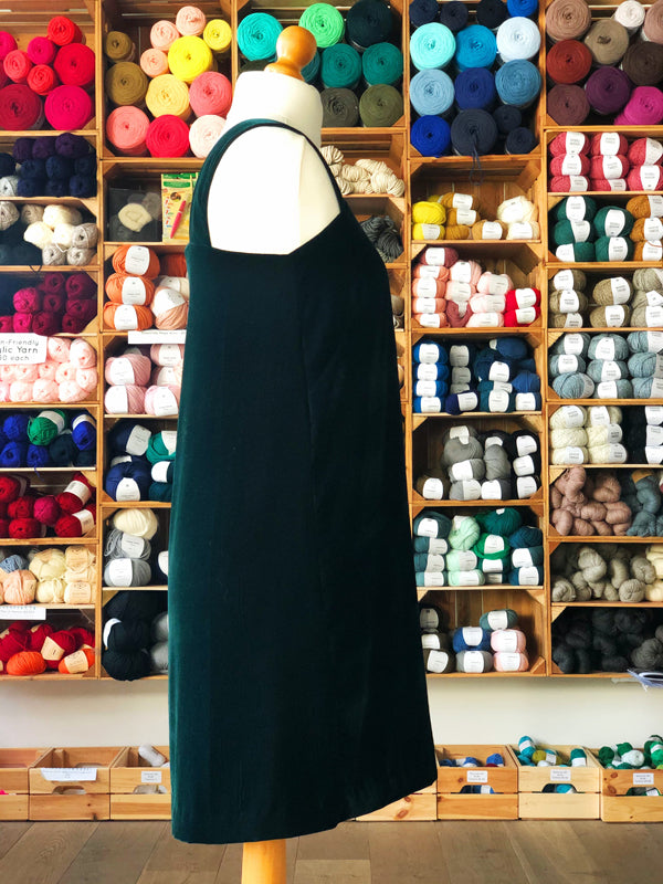 Velveteen Merchant & Mills Gyo Dress