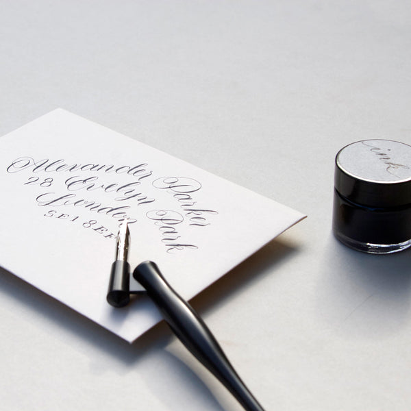 Calligraphy with Suzie Dicker