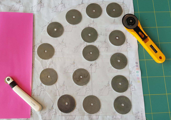 Sewing with Laminated Fabrics