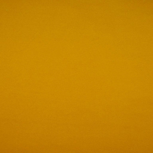 Ochre Cotton Jersey Twill