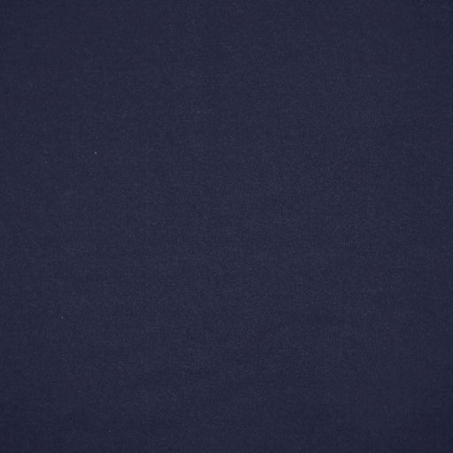 Dark Denim Cotton Jersey Twill - The Village Haberdashery