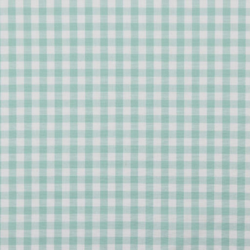 "3/8"" Azure Woven Cotton Gingham - The Village Haberdashery"