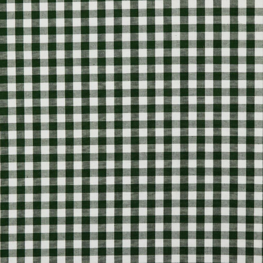 "3/8"" Hunter Woven Cotton Gingham - The Village Haberdashery"