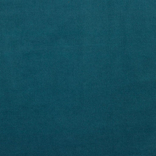 Teal 21 Wale Cotton Needlecord - The Village Haberdashery