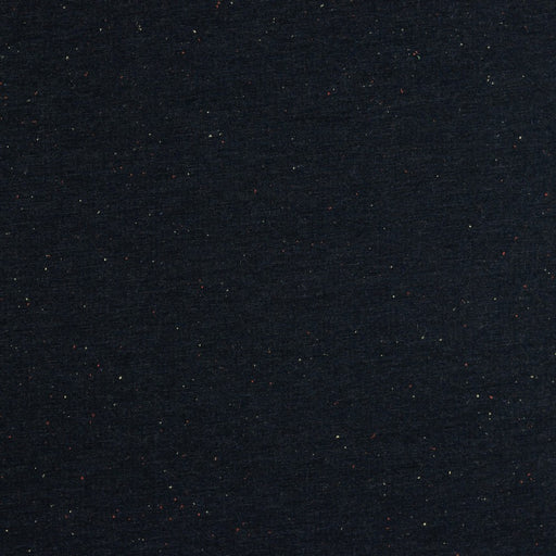 Midnight Melange Multi Fleck Fleece Sweatshirt - The Village Haberdashery