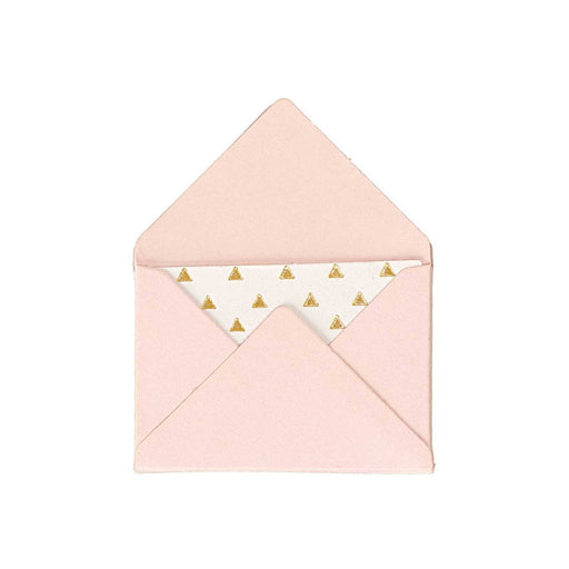 Crafts - Mini Envelopes - Pink