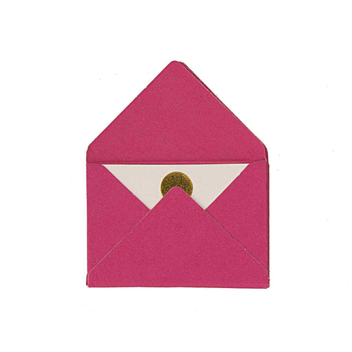 Crafts - Mini Envelopes - Fuschia