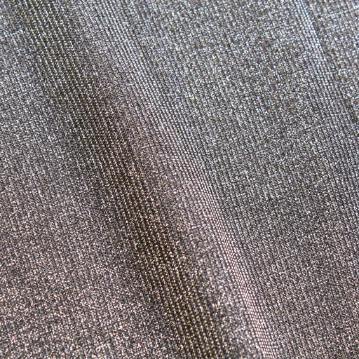 Moonlight Sparkle Stretch Fabric - Silver - 220cm - The Village Haberdashery