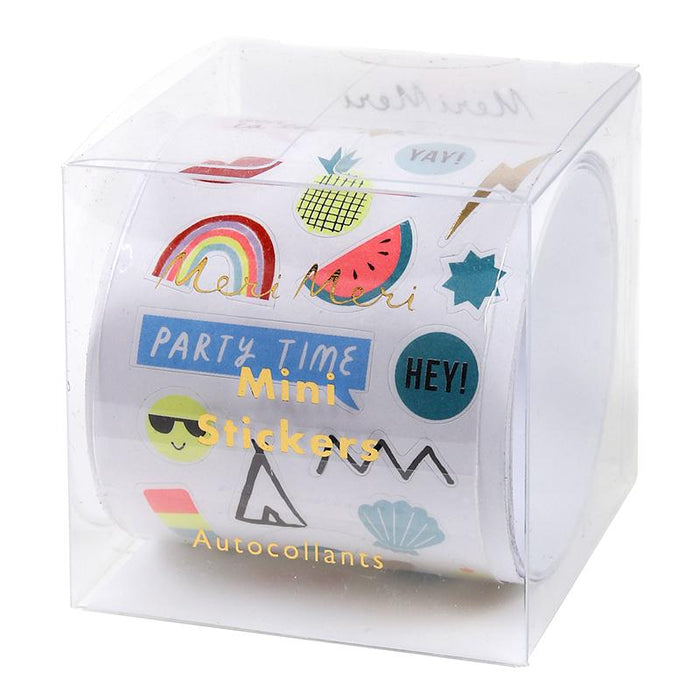 Meri Meri Mini Party Sticker Roll - The Village Haberdashery