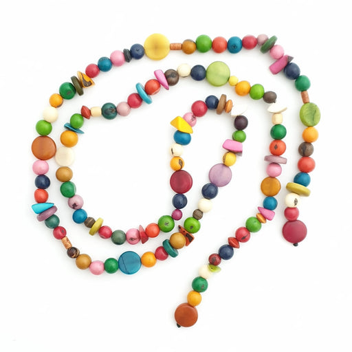 Cobra Necklace Kit by Pretty Pink Eco-Jewellery - The Village Haberdashery