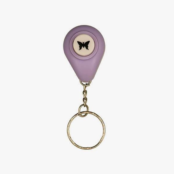 Paper Punch Keychain - Butterfly - The Village Haberdashery
