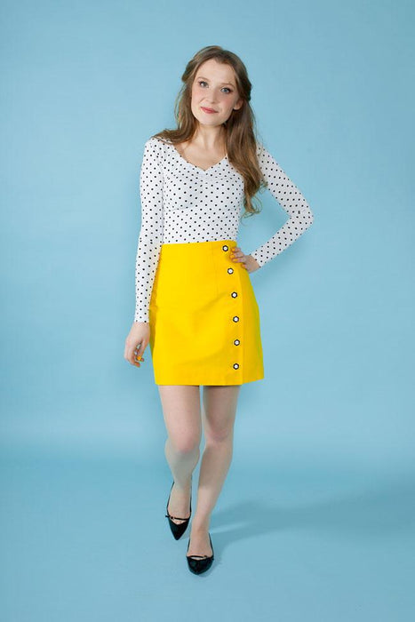 Tilly and the Buttons - Arielle Skirt - The Village Haberdashery