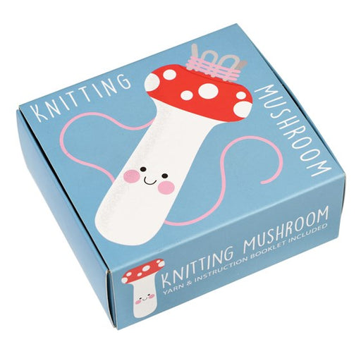 Knitting Mushroom by Rex London - The Village Haberdashery