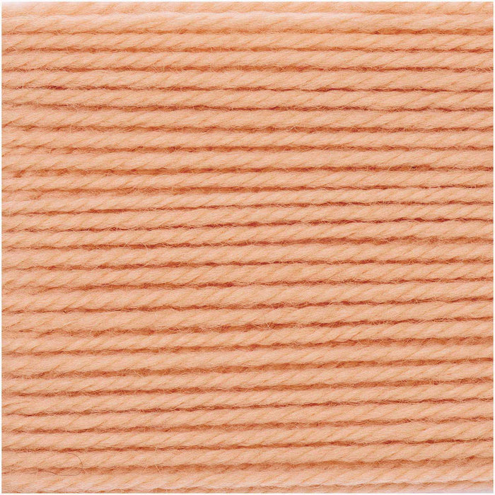 Rico Essentials Soft Merino Aran - Peach - 35 - The Village Haberdashery