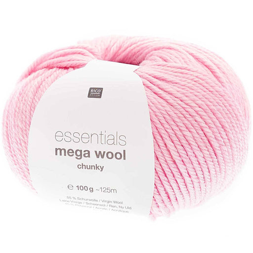 Rico Mega Wool - Candy Pink - The Village Haberdashery