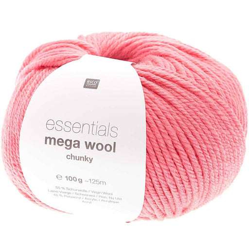 Rico Mega Wool - Fuchsia - The Village Haberdashery
