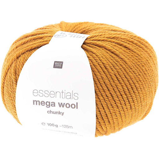 Rico Mega Wool - Saffron 021 - The Village Haberdashery