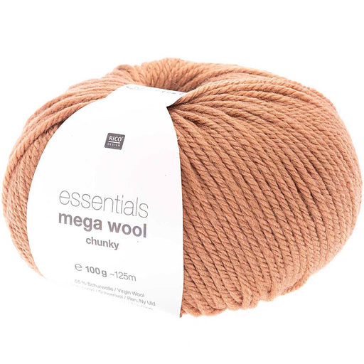 Rico Mega Wool - Smokey Pink 022 - The Village Haberdashery