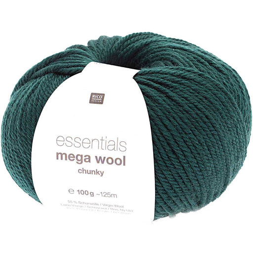 Rico Mega Wool - Ivy 027 - The Village Haberdashery