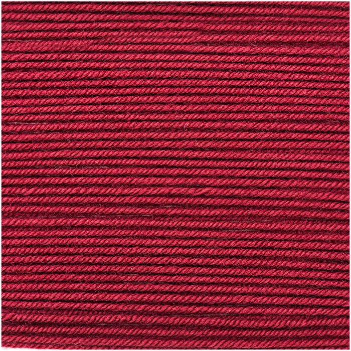 Rico Essentials Merino DK - Brick Red - 79 - The Village Haberdashery