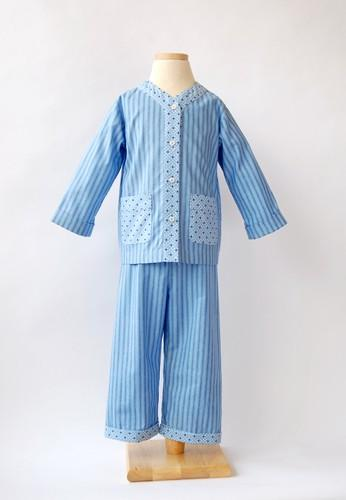 Oliver + S - Sleepover Pyjamas in Big - PDF - The Village Haberdashery