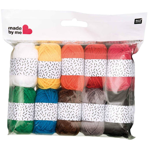 Classic Colours Mini Yarn Set - The Village Haberdashery