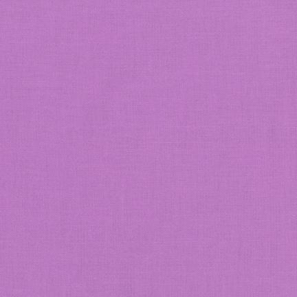 Kona Cotton Solids - Violet - The Village Haberdashery
