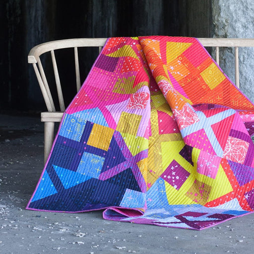 Alison Glass Design - Alternative Quilt Pattern - The Village Haberdashery