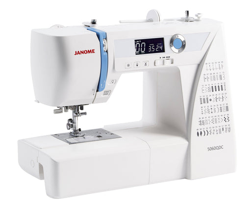 Janome 5060DC Sewing Machine - AUGUST PREORDER - The Village Haberdashery