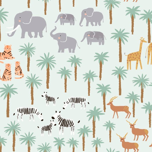 Jungle Mist Cotton by Dear Stella - The Village Haberdashery