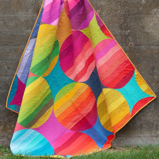 Alison Glass Design - Oriana Quilt Pattern - The Village Haberdashery