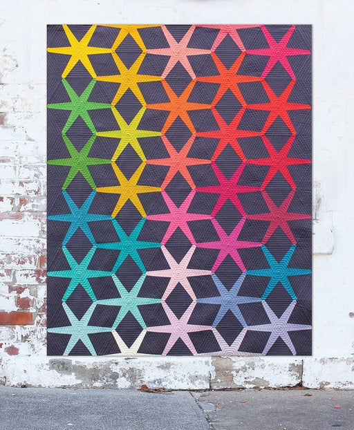 Alison Glass Design - Solstice Quilt Pattern - The Village Haberdashery