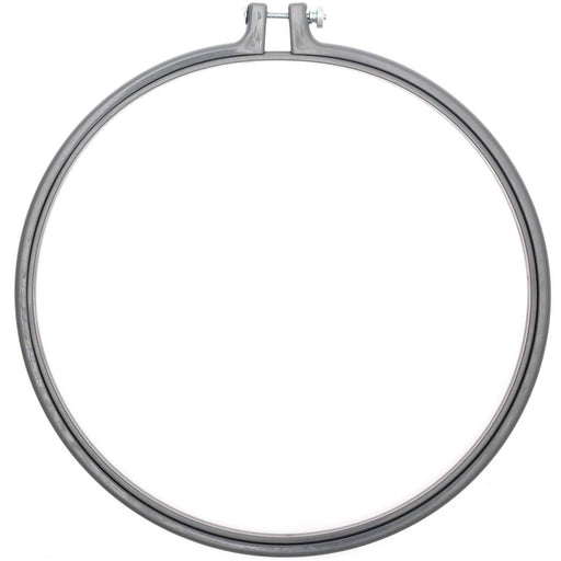 "10"" Embroidery Hoop - Grey - The Village Haberdashery"