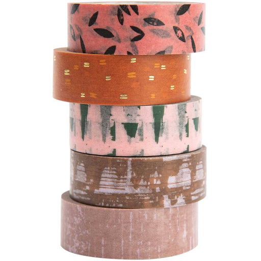 Washi Tape - Rustic Nature - The Village Haberdashery