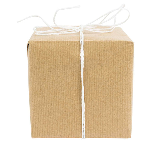 Kraft Gift Wrap - The Village Haberdashery