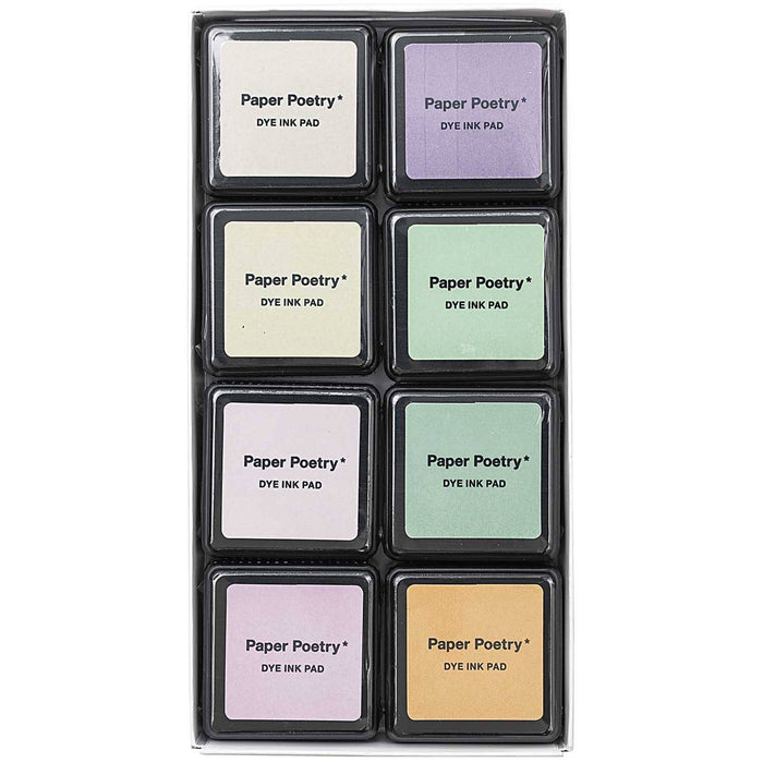 Dye Ink Pad Set - Pastel Mix - The Village Haberdashery