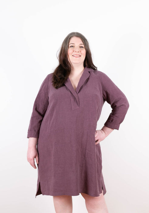 Grainline - Augusta Shirt & Dress - The Village Haberdashery