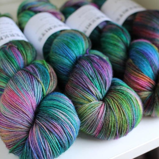 RiverKnits Nene BFL 4-Ply - Mermaid - The Village Haberdashery