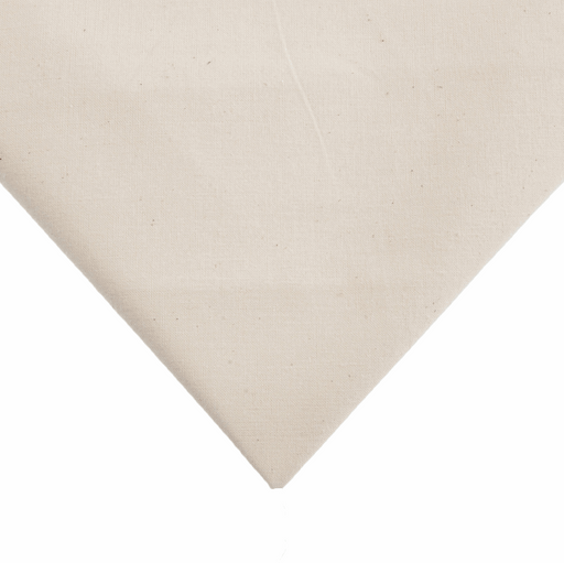 Heavyweight Calico - Unbleached - The Village Haberdashery