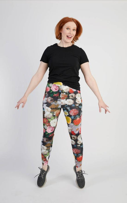 Cashmerette - Belmont Leggings and Yoga Pants - The Village Haberdashery