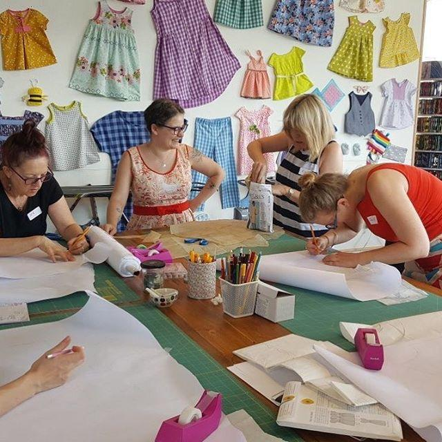 Dressmaking 101 with Charlotte Newland - The Village Haberdashery