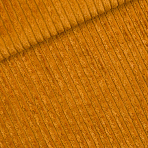 Dusan Brown Wide Rib 2-Wale Corduroy by See You at Six - The Village Haberdashery