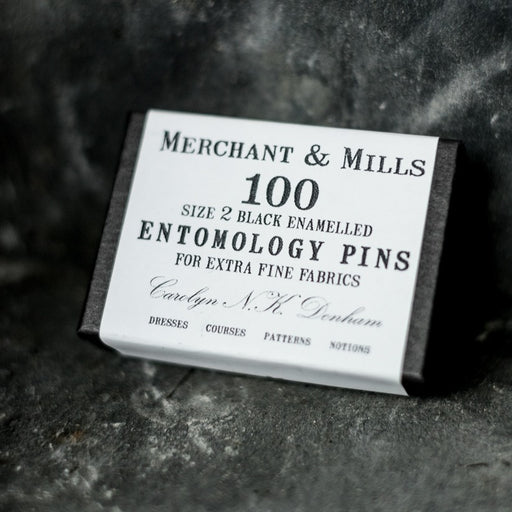 Merchant & Mills - Entomology Pins - The Village Haberdashery