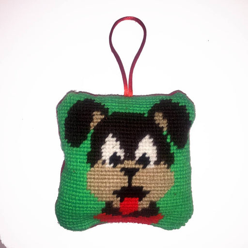 Tapestry Kit - Dog - The Village Haberdashery