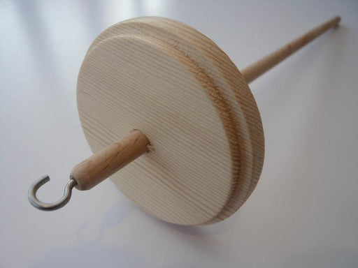 Wooden Drop Spindle - The Village Haberdashery