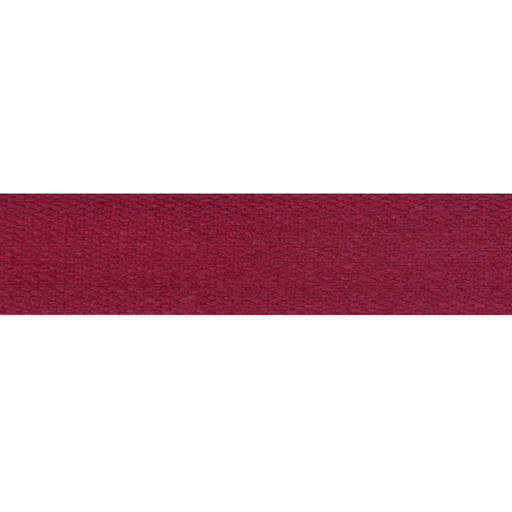 Cotton Tape - Wine - 14mm - The Village Haberdashery