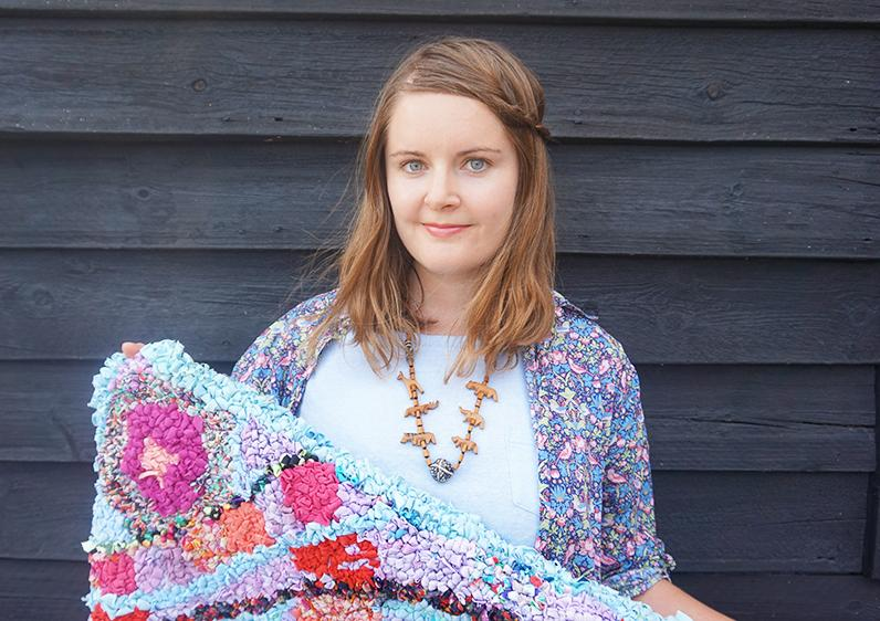 Rag Rugging for Beginners with Elspeth Jackson - The Village Haberdashery