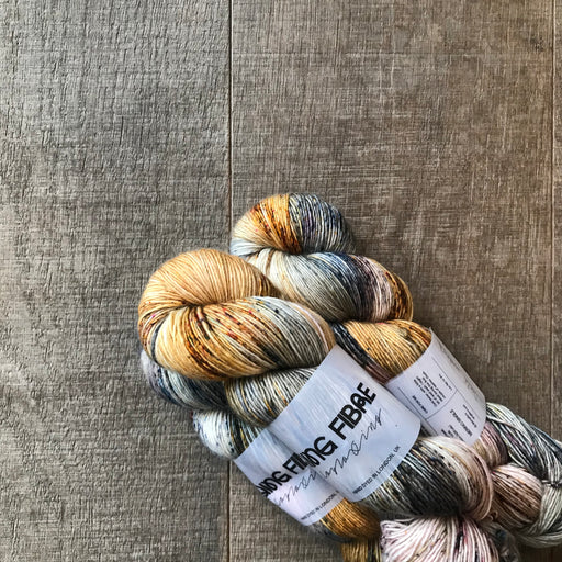 Qing Fibre Merino Singles - Salt Marsh - The Village Haberdashery